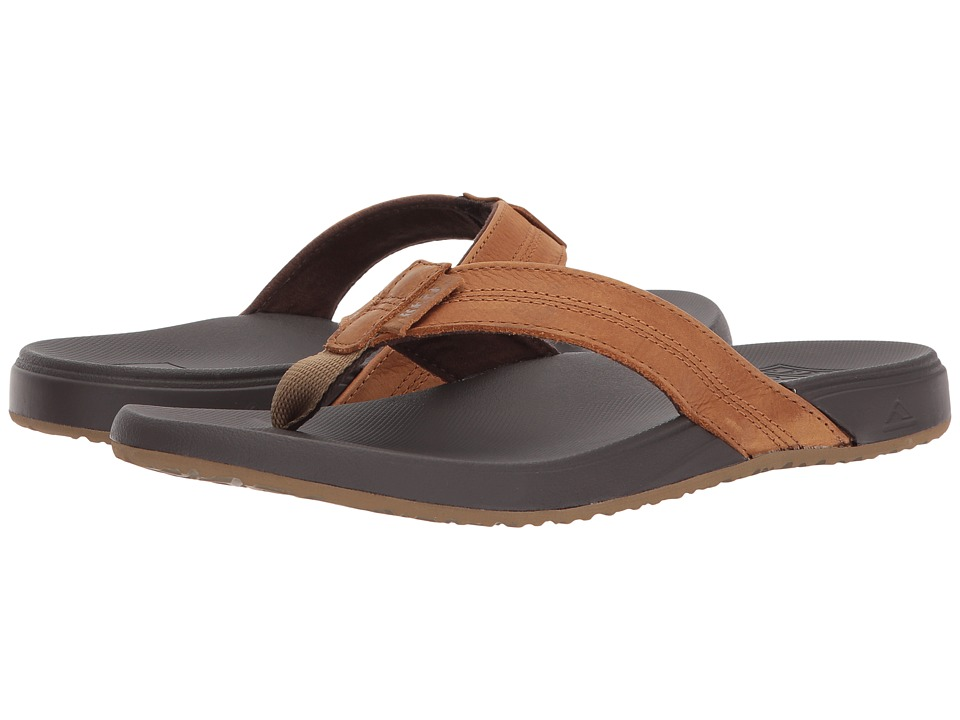 Reef - Cushion Bounce Phantom LE (Brown) Men's Sandals