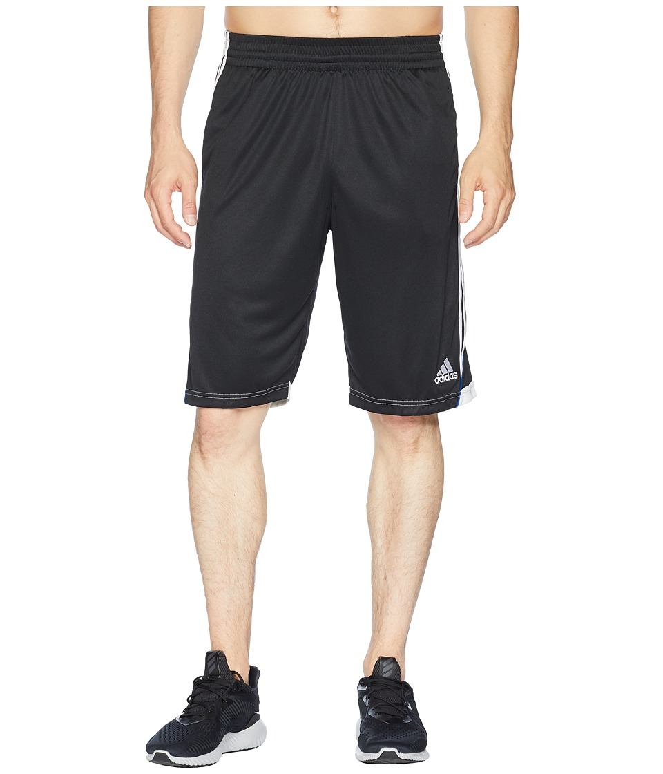 adidas - 3G Speed Shorts (Black) Men's Shorts