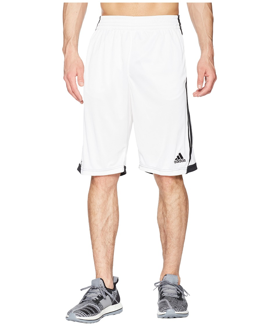 adidas 3G Speed Shorts (White) Men's Shorts