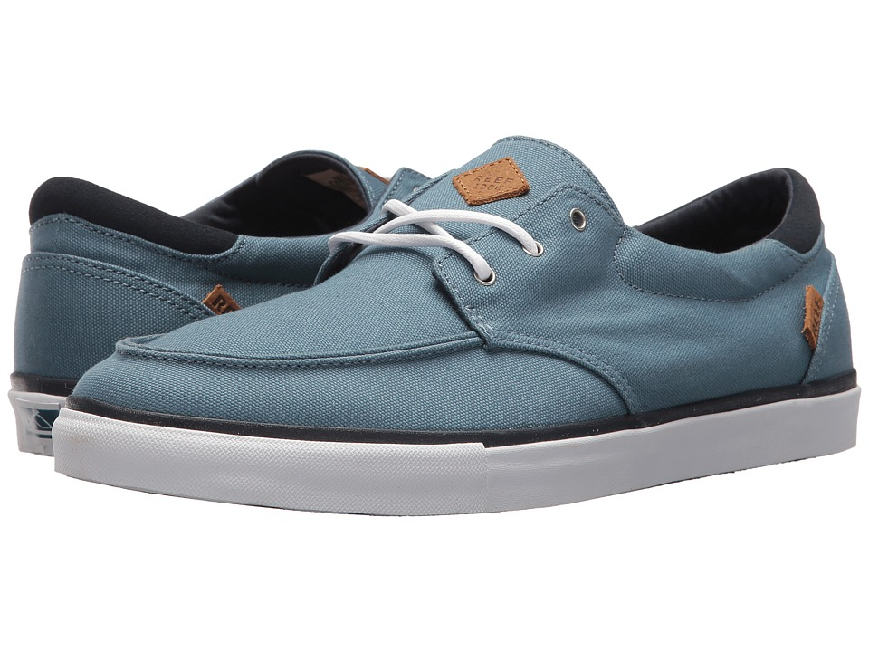 Reef - Deckhand 3 (Bluestone) Mens Lace up casual Shoes
