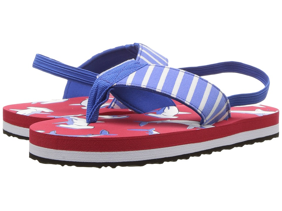 Hatley Kids - Beach Cruisin Flip-Flop (Toddler/Little Kid) (Beach Cruisin) Boys Shoes