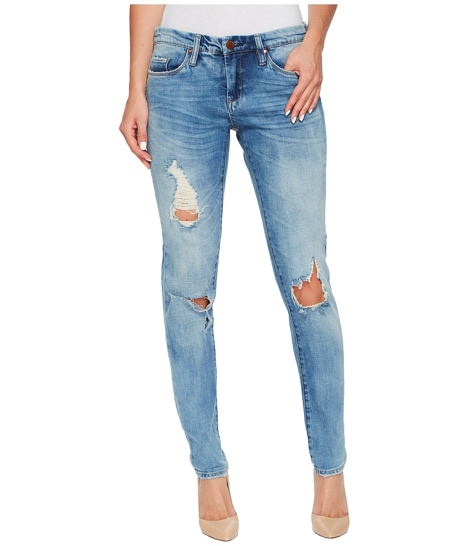 Blank NYC Skinny Classique Jeans in Medium Wash Blue (Medium Wash Blue) Women
