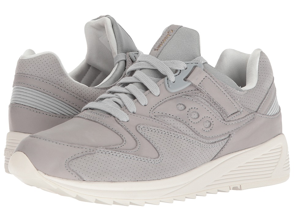 Saucony Originals - Grid 8500 HT (Grey) Mens Shoes