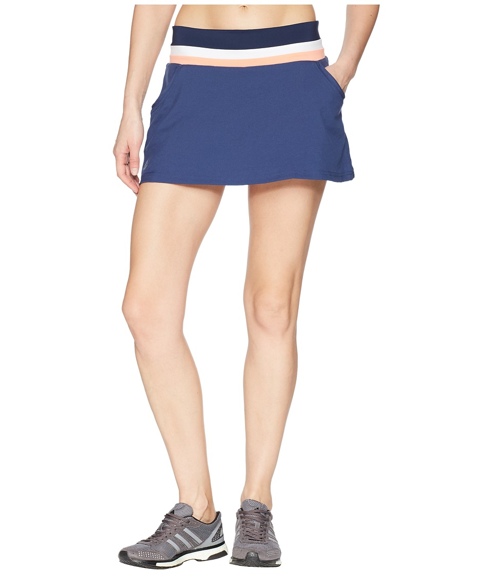 adidas Club Skirt (Noble Indigo) Women