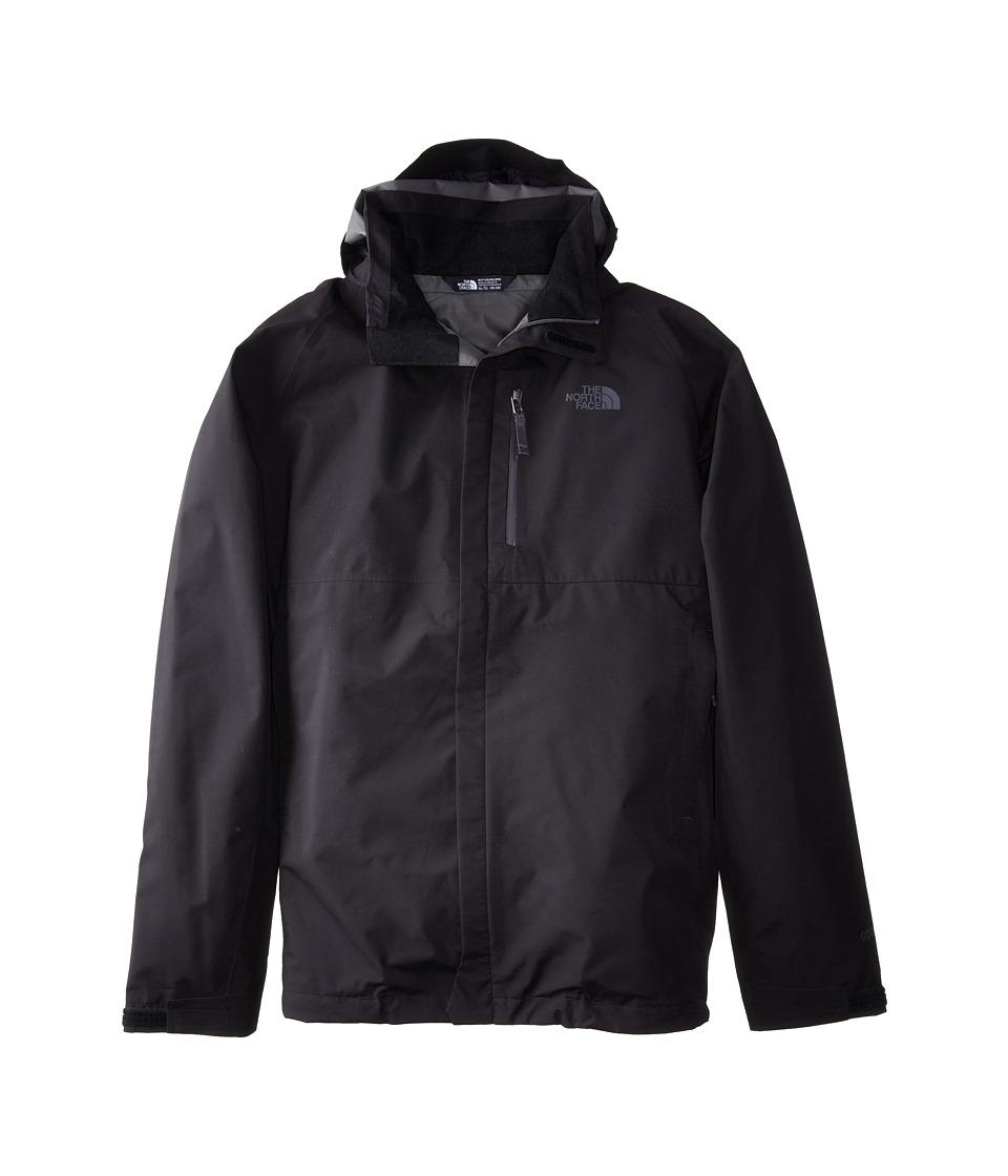 North Face Dryzzle Jacket (Little Kids/Big Kids) (TNF Bla...