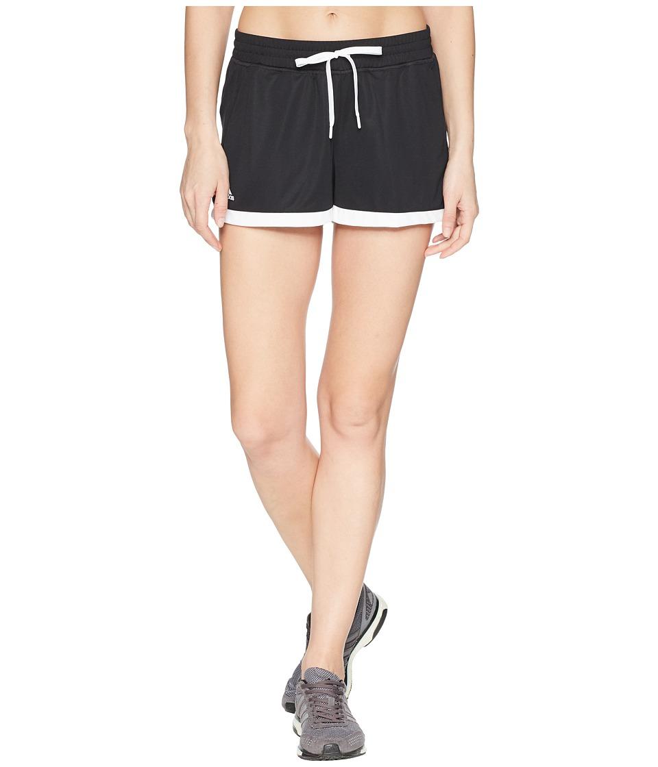 adidas Club Shorts (Black) Women's Shorts