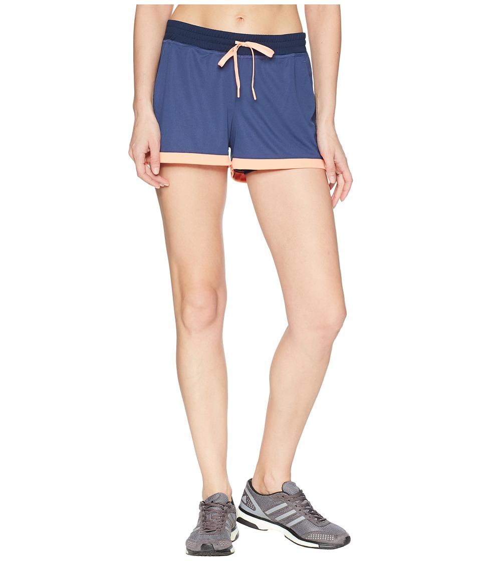 adidas Club Shorts (Noble Indigo) Women's Shorts