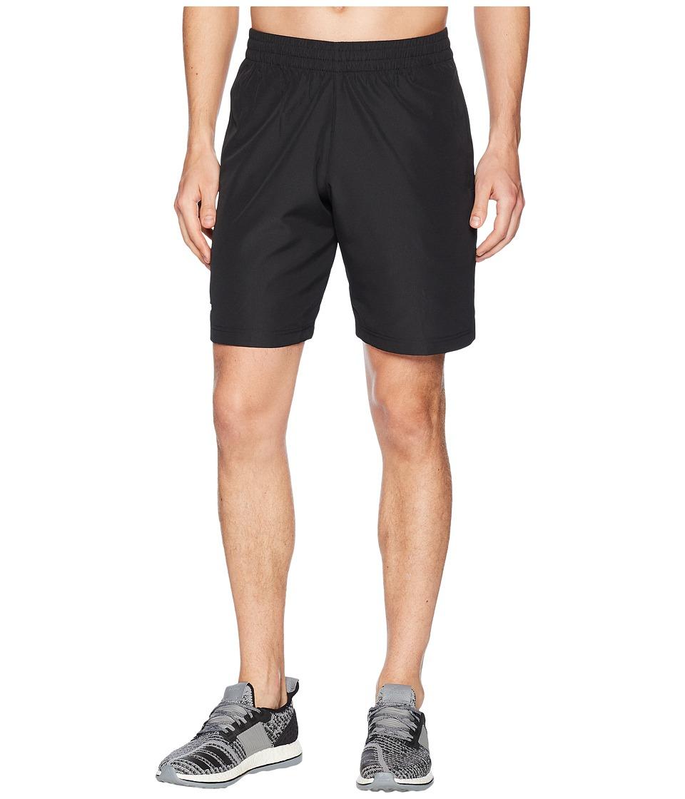 adidas Club Bermuda Shorts (Black) Men's Shorts