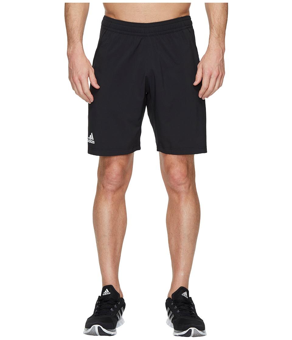 adidas - Club Shorts (Black) Men's Shorts