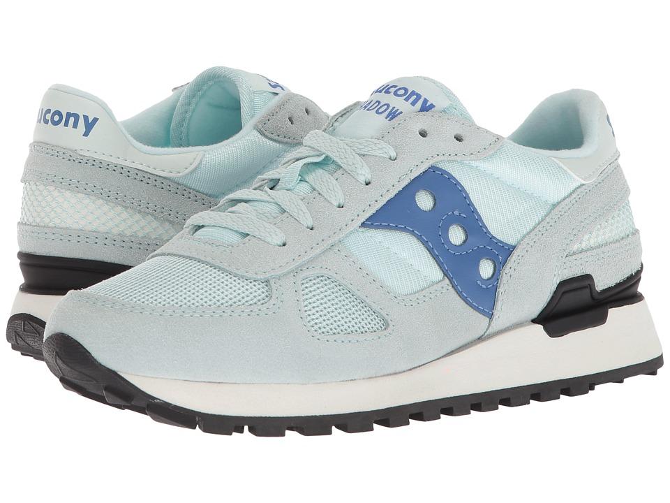 Saucony Originals Shadow Original (Light Blue/Blue) Women's Classic Shoes