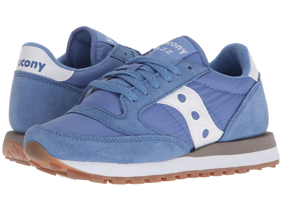 Saucony Originals Jazz Original (Blue 1) Women's Classic Shoes