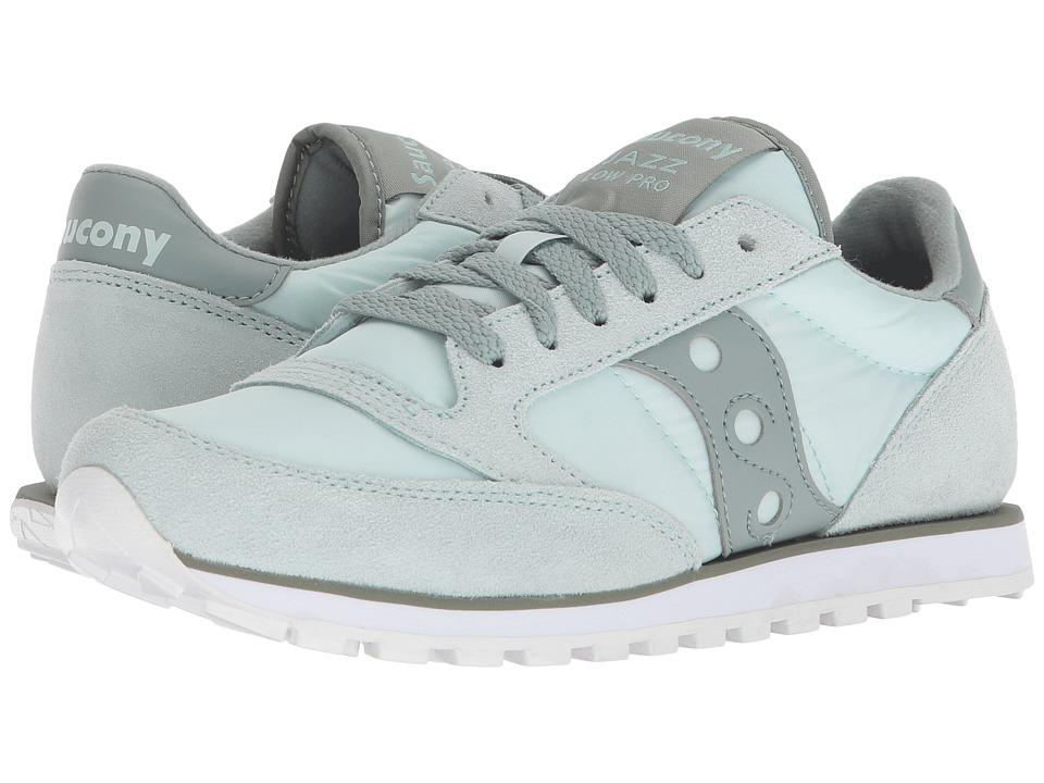 Saucony Originals Jazz Low Pro (Mint 1) Women's Classic Shoes