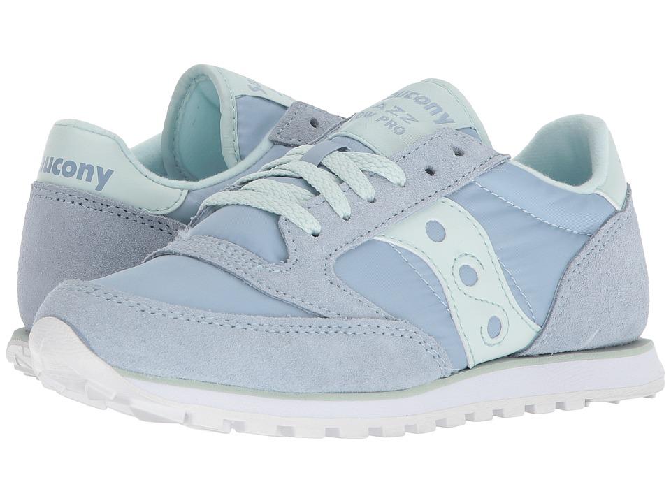 Saucony Originals Jazz Low Pro (Blue 1) Women's Classic Shoes