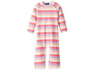 Toobydoo - Sweet Pink Jersey Knit Jumpsuit (Infant)