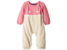 Toobydoo Little Monsters III Cotton Knit Jumpsuit (Infant)