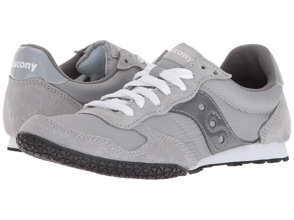 Saucony Originals Bullet (Light Grey) Women's Classic Shoes