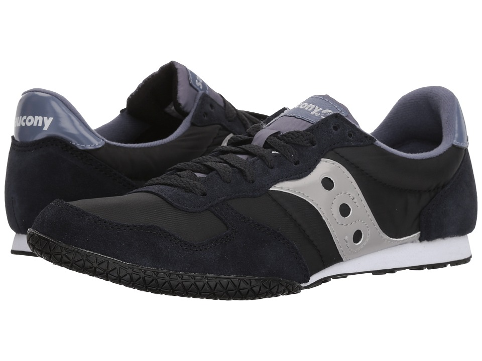 Saucony Originals Bullet (Navy/Black) Women's Classic Shoes