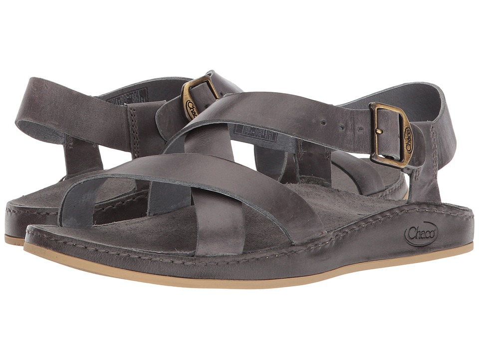 Chaco Wayfarer (Gray) Sandals