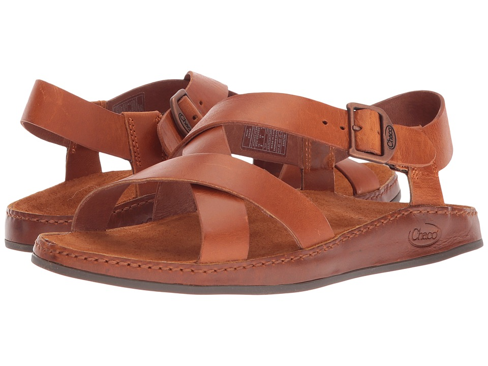 Chaco Wayfarer (Rust) Sandals