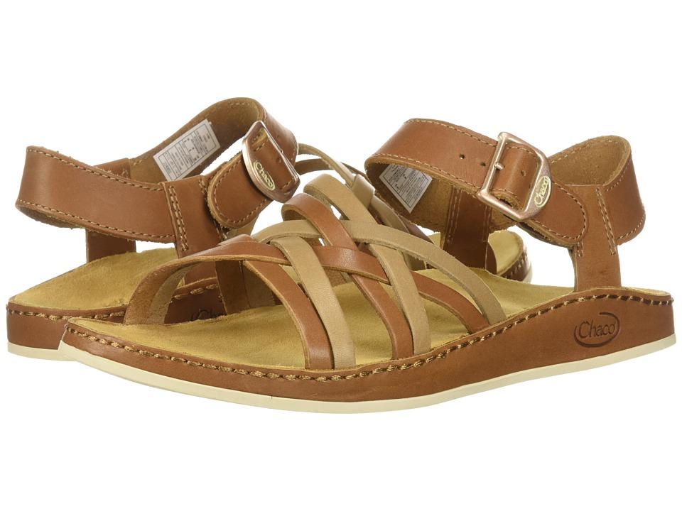 Chaco - Fallon (Sand) Women's Sandals