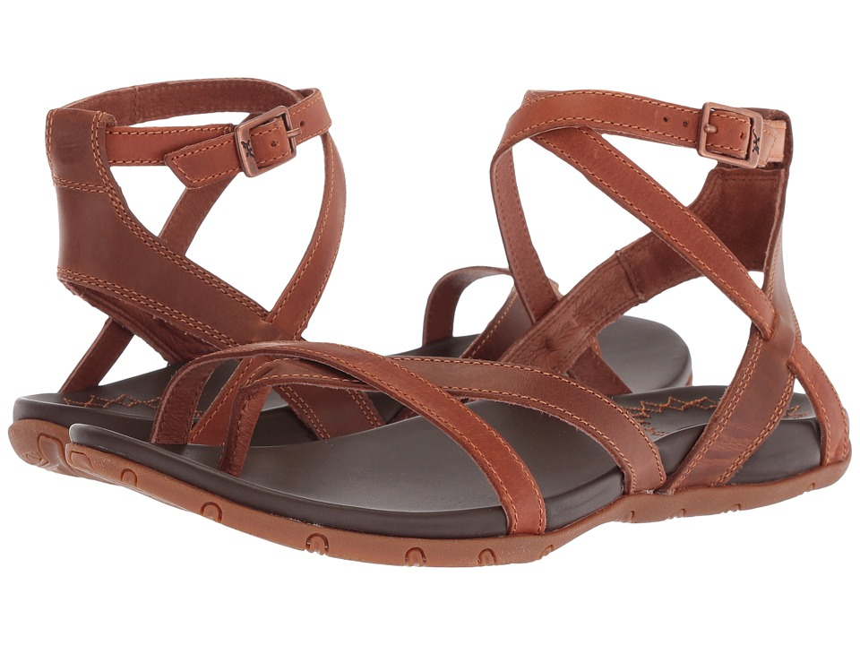 Chaco - Juniper (Rust) Women's Sandals