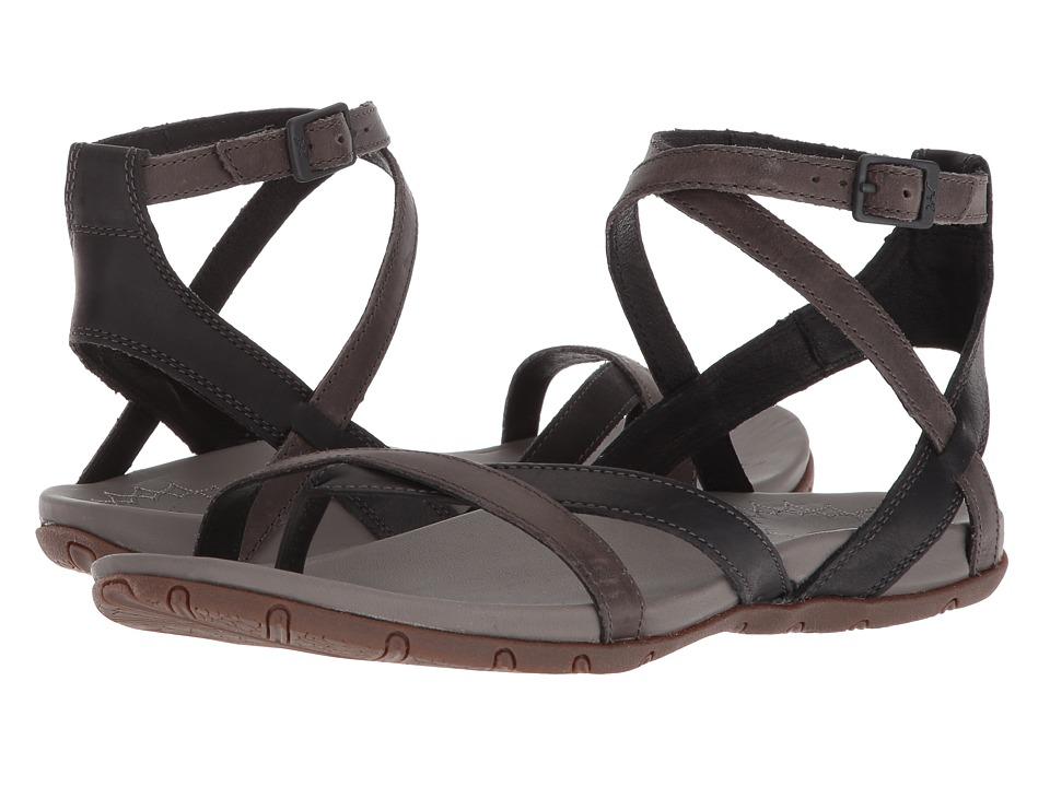 Chaco Juniper (Black) Sandals