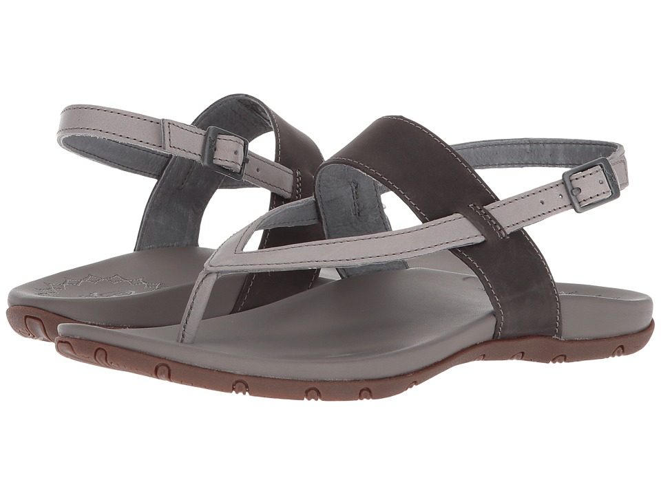 Chaco - Maya II (Gray) Women's Sandals