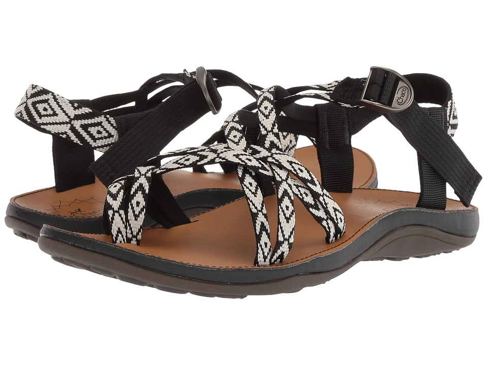 Chaco - Diana (Beveled Black) Women's Sandals
