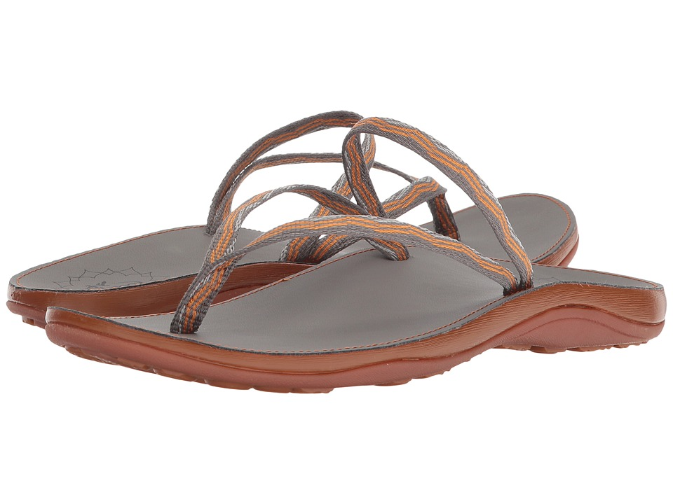 Chaco Abbey (Collegiate Sun) Sandals