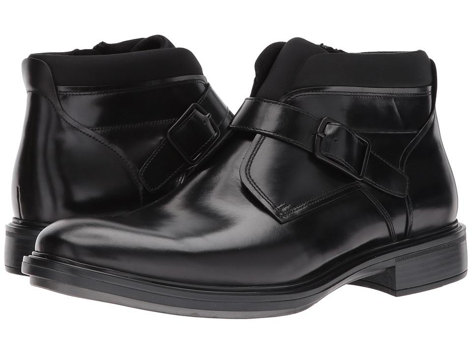 Kenneth Cole New York Design 10515 (Black) Men