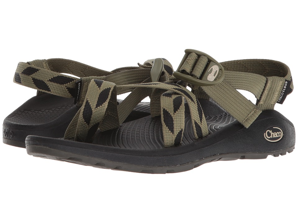 Chaco Z/Cloud 2 (Verdure Avocado) Sandals