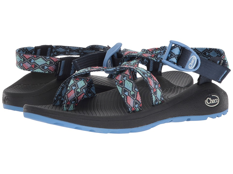 Chaco Z/Cloud 2 (Trace Eclipse) Sandals