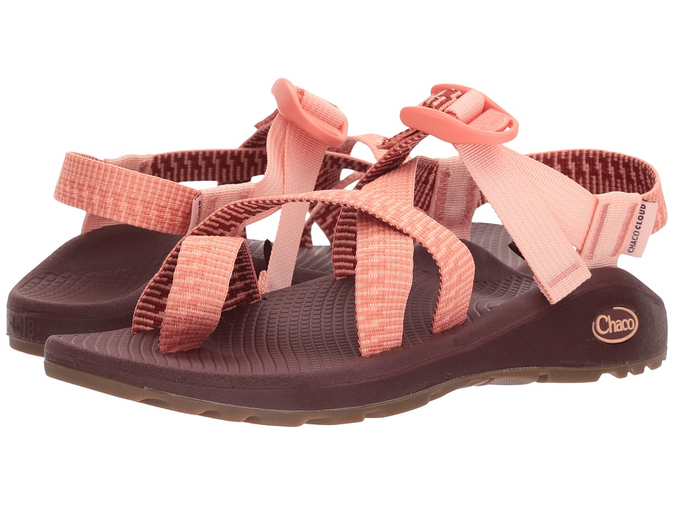 Chaco Z/Cloud 2 (Testla Peach) Sandals