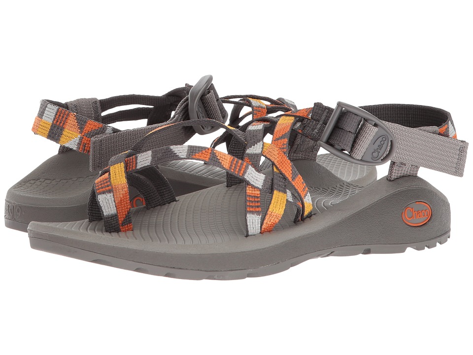 Chaco - Z/Cloud X2 (Puzzle Poppy) Women's Sandals