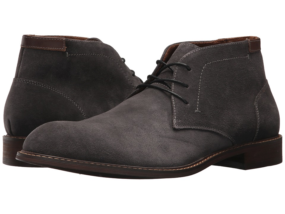 Kenneth Cole New York Design 10895 (Grey) Men