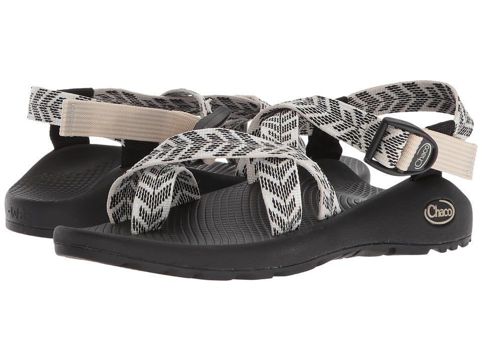 Chaco Z/2 Classic (Trine Black/White) Sandals