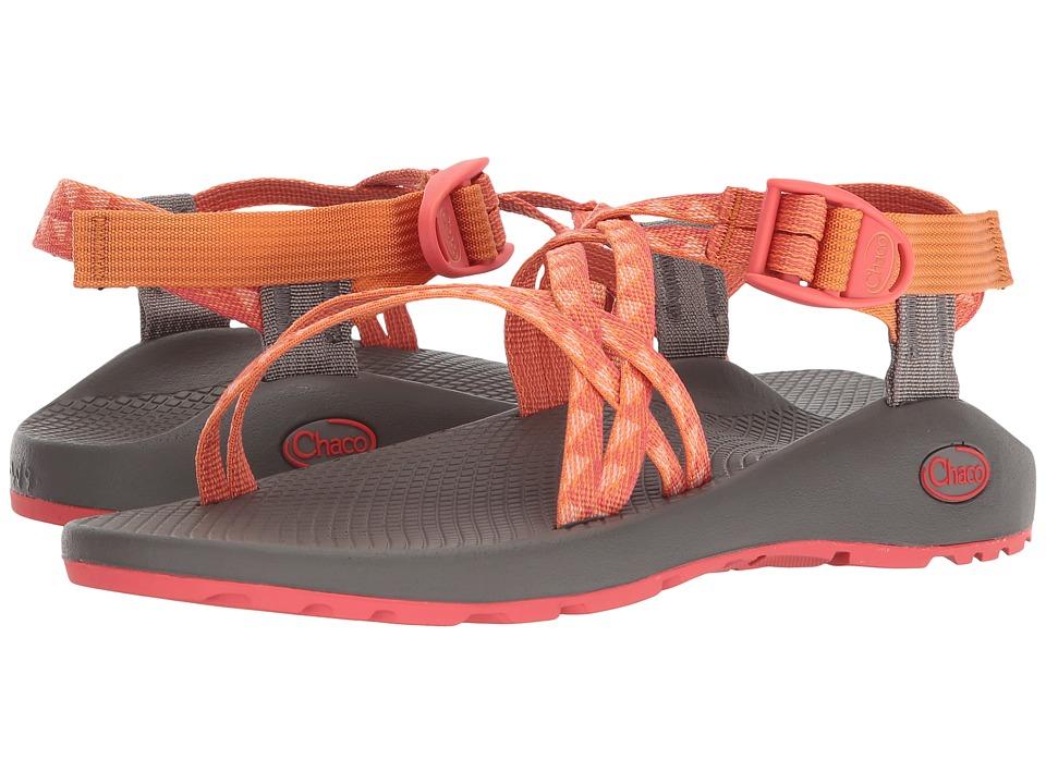 Chaco ZX/1 Classic (Dart Peach) Sandals
