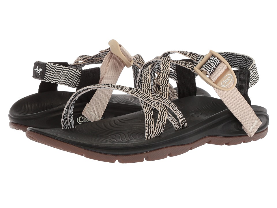 Chaco - Z/Volv X (Warm Black/White) Womens Shoes