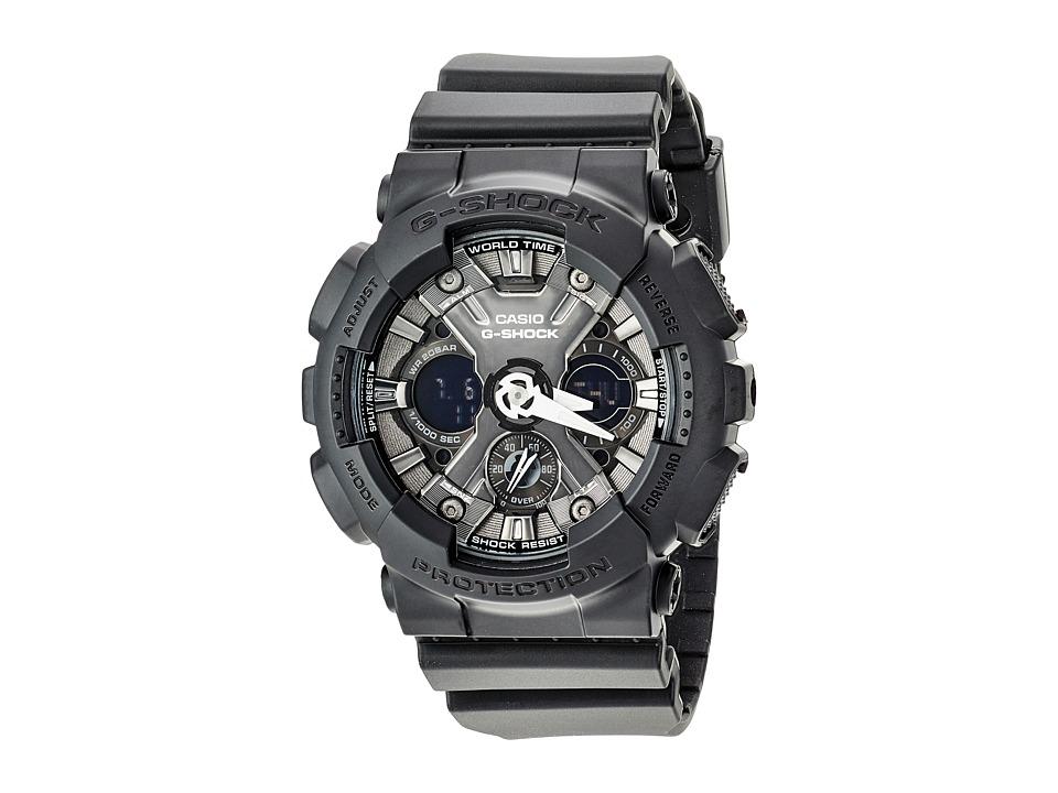G-Shock - GMA-S120MF-1ACR (Black) Watches