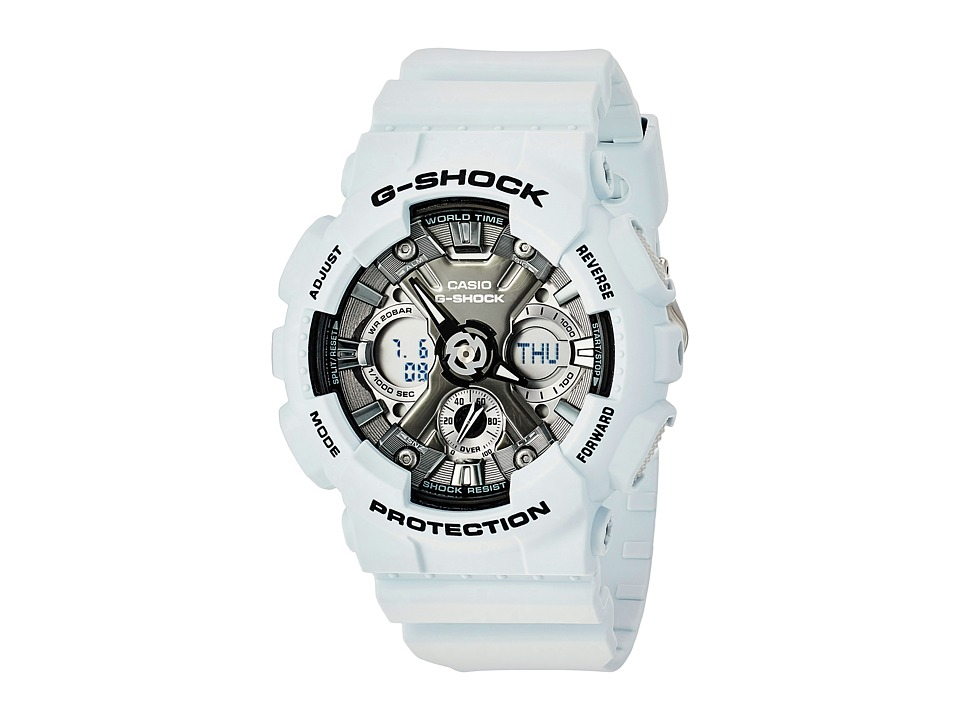 G-Shock - GMA-S120MF-2ACR (Blue) Watches