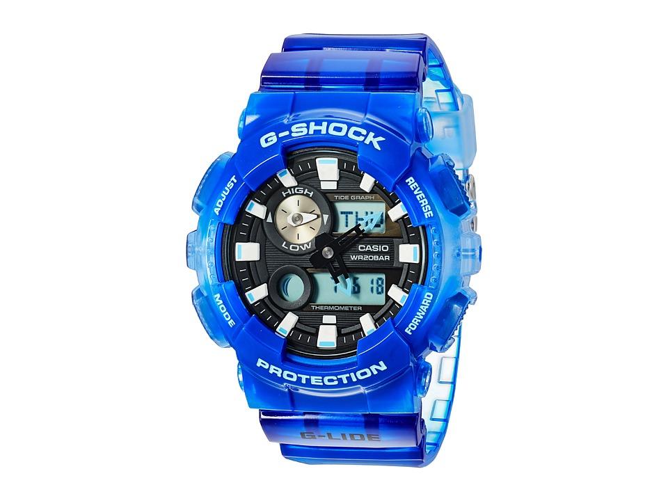 Casio GAX-100MSA-2 (Blue) Watches