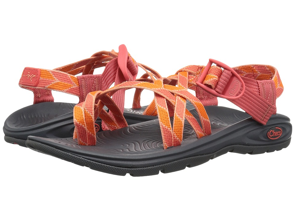 Chaco Z/Volv X2 (Verdure Peach) Women's Shoes