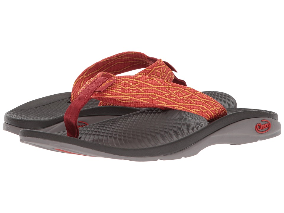 Chaco Flip EcoTreadtm (Venice Sunrise) Women's Shoes