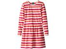 Toobydoo Stripe Skater Dress (Toddler/Little Kids/Big Kids)
