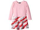 Toobydoo - Sweet Lavender Ruffle Dress (Toddler/Little Kids/Big Kids)