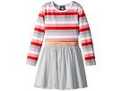 Toobydoo Sweet Lavender Tulle Dress (Infant/Toddler/Little Kids/Big Kids)