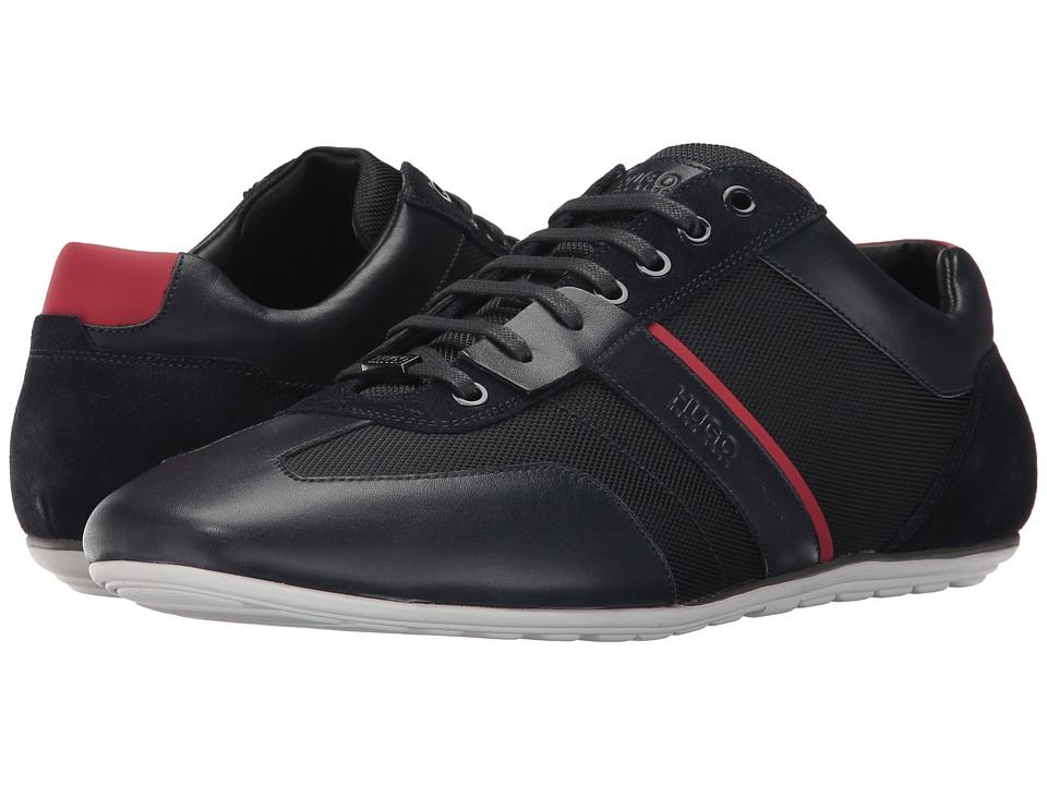 BOSS Hugo Boss Life Low Sneaker by BOSS Green (Dark Blue) Men