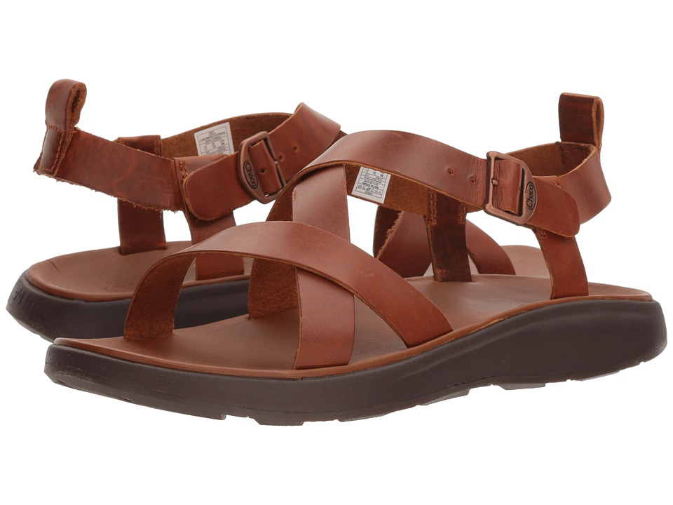 Chaco - Wayfarer (Rust) Men's Sandals