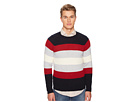 eleventy Spunia Wide Stripes Sweater