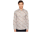 Eton Slim Fit Animal Print Shirt